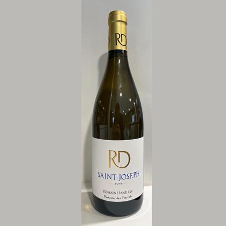 vin blanc saint joseph nord Ardèche